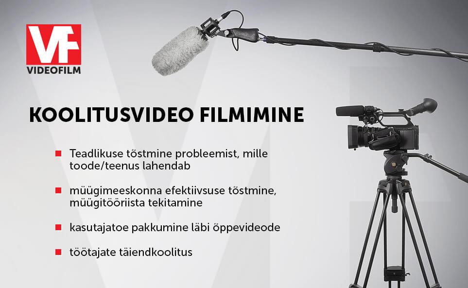 koolitusvideo